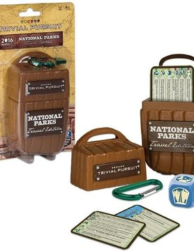 USA OPOLY TRIVIAL PURSUIT NATIONAL PARKS