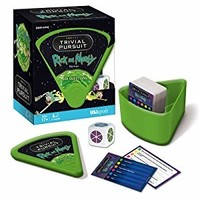 TRIVIAL: PURSUIT RICK AND MORTY