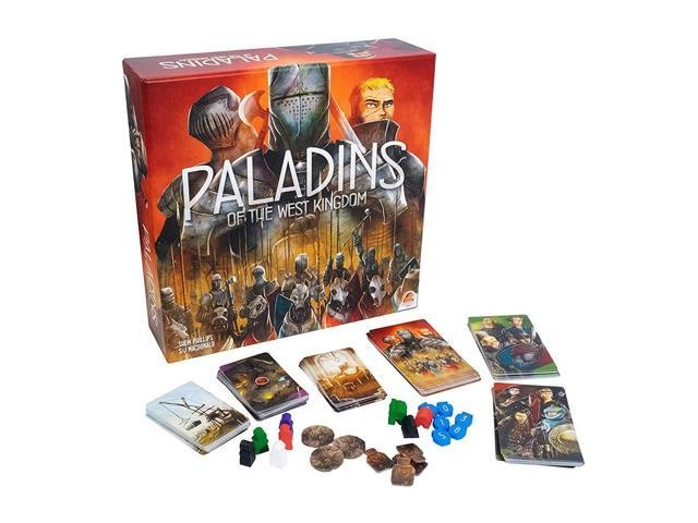 Renegade Games Studios PALADINS OF THE WEST KINGDOM