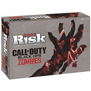USAopoly RISK: CALL OF DUTY - BLACK OPS ZOMBIES