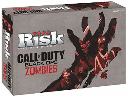 USA OPOLY RISK COD: BLACK OPS ZOMBIES
