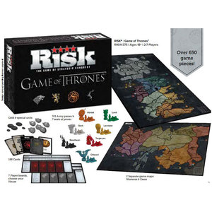 USAopoly RISK: GAME OF THRONES