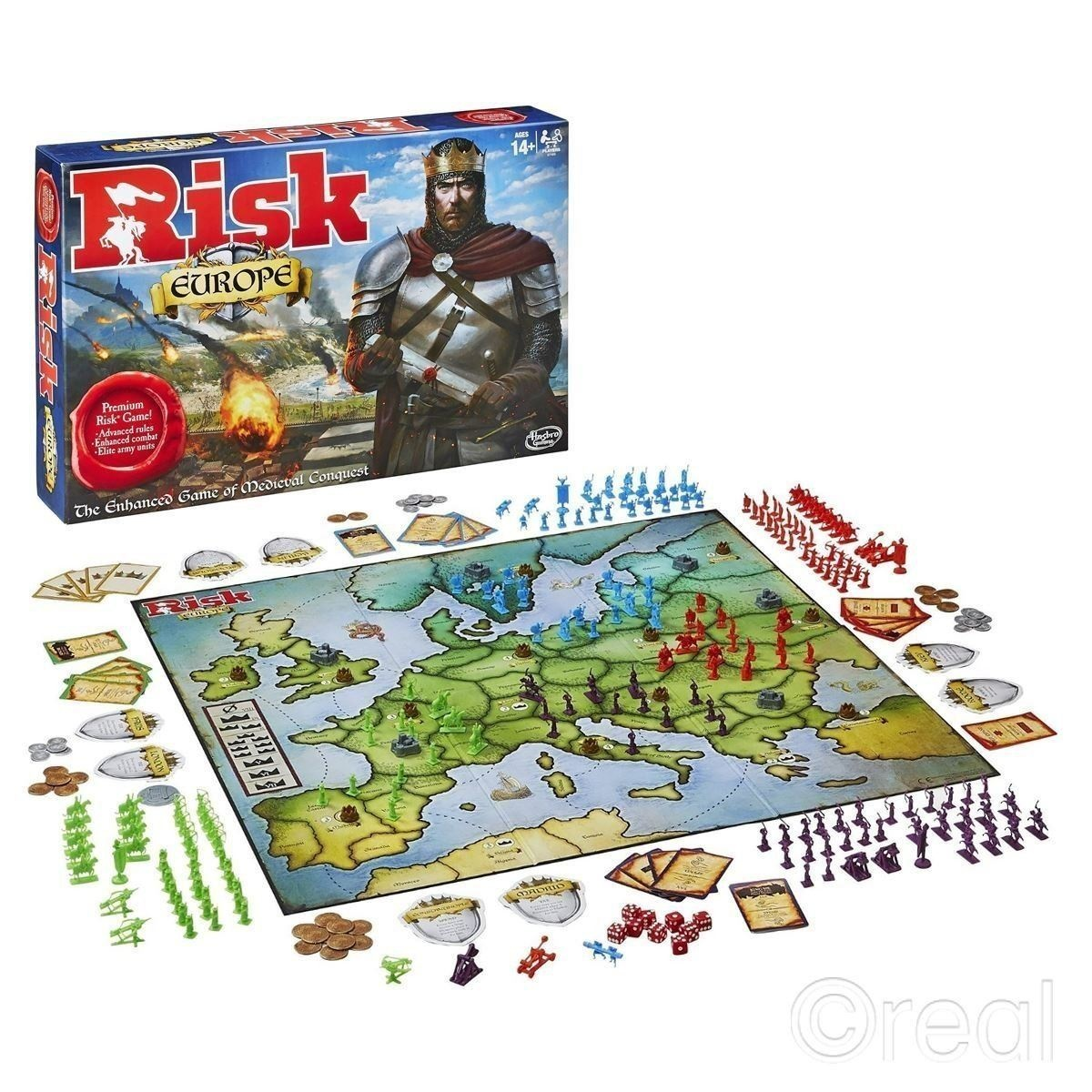 WINNING MOVES RISK: EUROPE