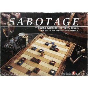 FOWERS GAMES SABOTAGE