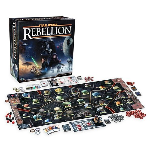 Fantasy Flight Games STAR WARS REBELLION