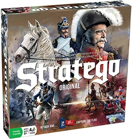 PLAYMONSTER (PATCH PRODUCTS) STRATEGO ORIGINAL (2019)