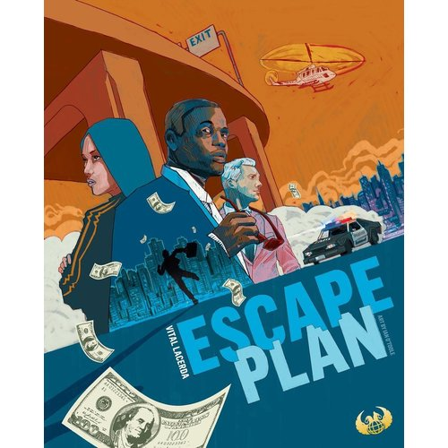 FRED DISTRIBUTION ESCAPE PLAN: UPGRADE PACK