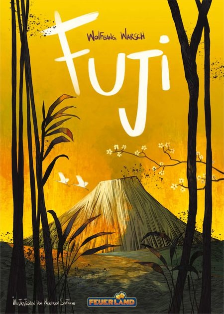 Capstone Games FUJI