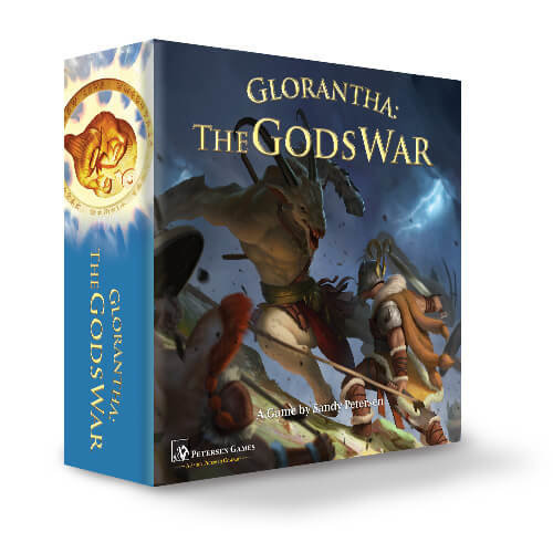 Petersen Games GODS WAR - CORE