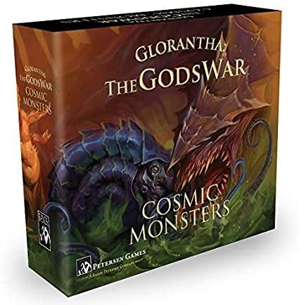 Petersen Games GODS WAR - COSMIC MONSTERS