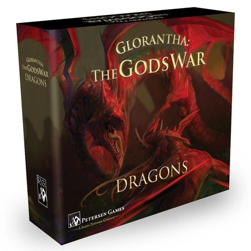 Petersen Games GODS WAR - DRAGONS
