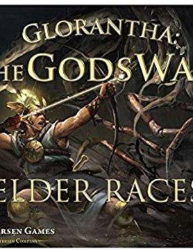 Petersen Games GODS WAR - ELDER RACES
