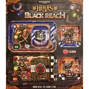 Iello HEROES OF THE BLACK REACH