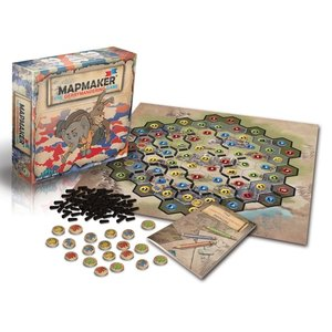 MAPMAKER GERRYMANDERING GAME