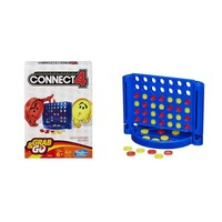 GRAB & GO: CONNECT FOUR