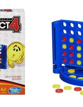 Hasbro GRAB & GO: CONNECT FOUR