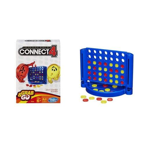 Hasbro GRAB & GO: CONNECT FOUR