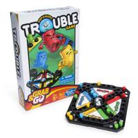 GRAB & GO: TROUBLE