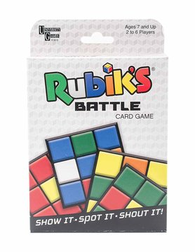 UNIVERSITY GAMES RUBIK'S BATTLE
