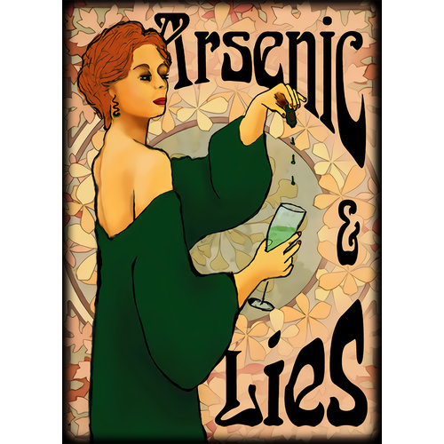 Polydactyl Games ARSENIC & LIES