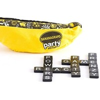 BANANAGRAMS PARTY!