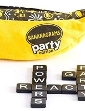 BANANAGRAMS BANANAGRAMS PARTY!