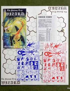 Steve Jackson Games FANTASY TRIP: WIZARD