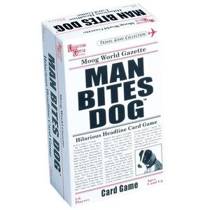 UNIVERSITY GAMES MAN BITES DOG