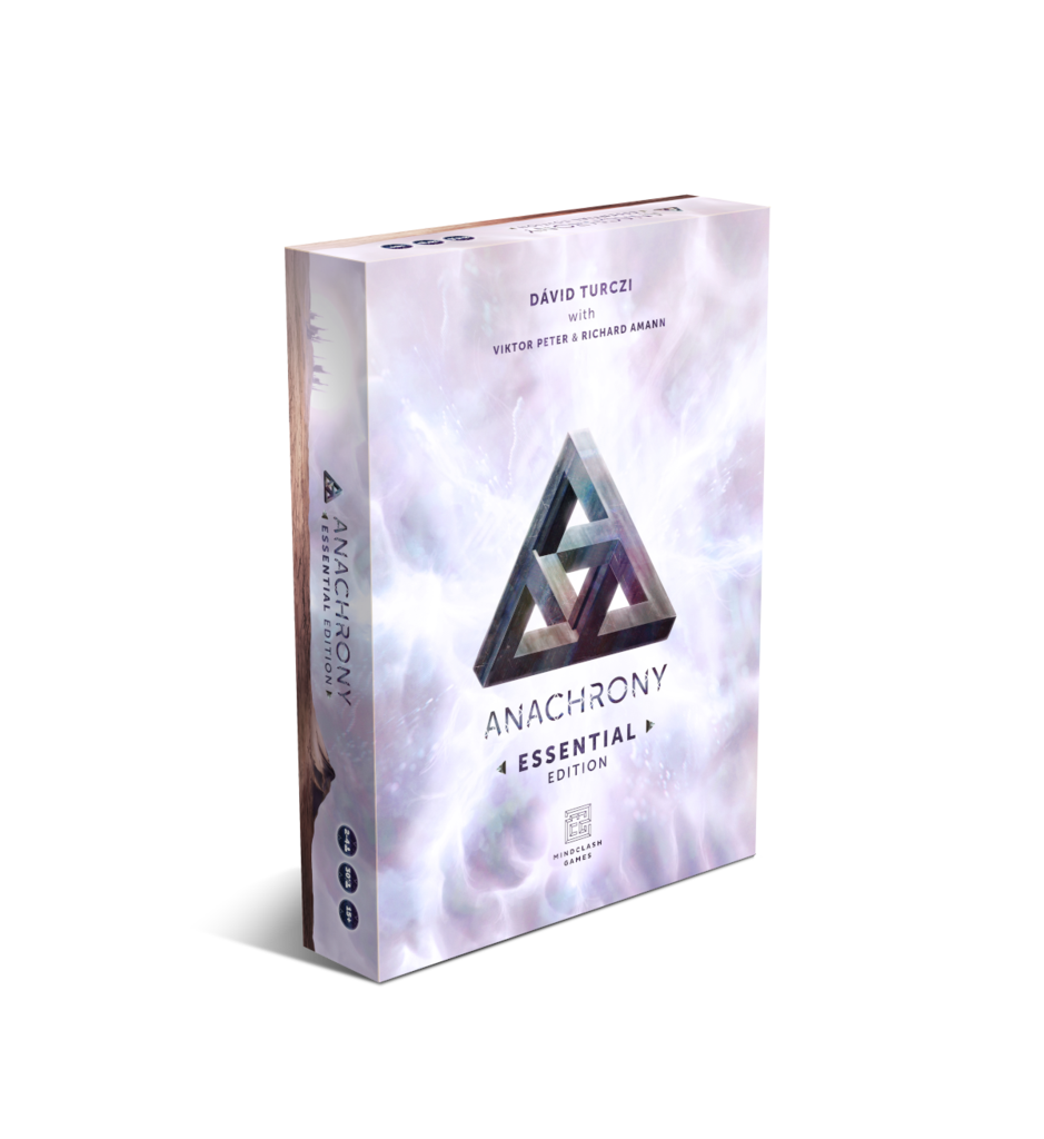 Mindclash Games ANACHRONY ESSENTIAL EDITION
