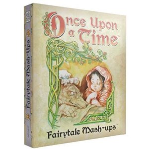 Atlas Games ONCE UPON A TIME: FAIRYTALE MASH-UPS