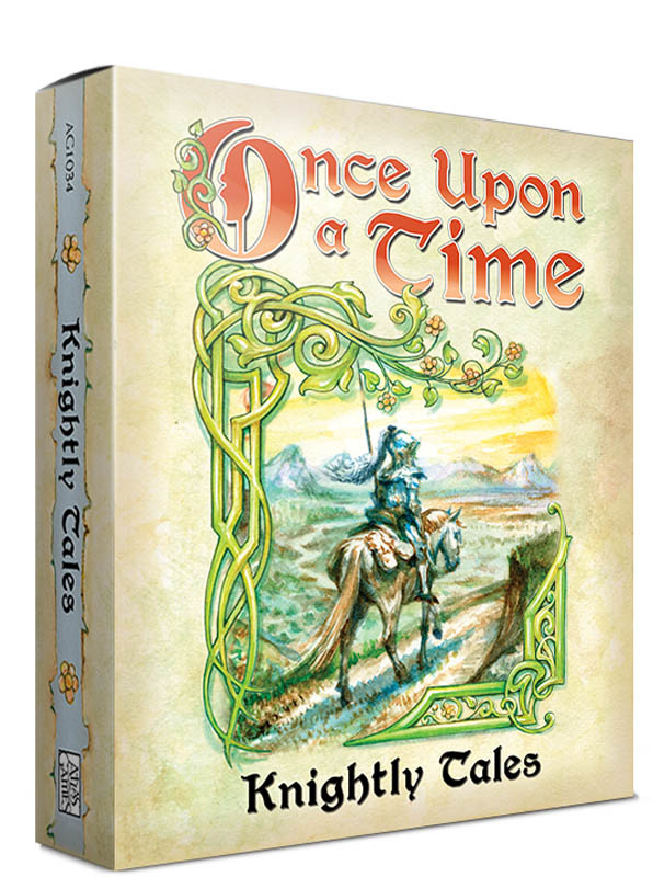 Atlas Games ONCE UPON A TIME: KNIGHTLY TALE
