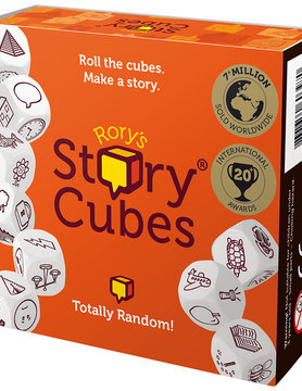 Asmodee RORY'S STORY CUBES CLASSIC