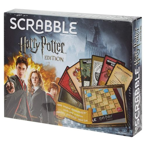 USAopoly SCRABBLE: HARRY POTTER