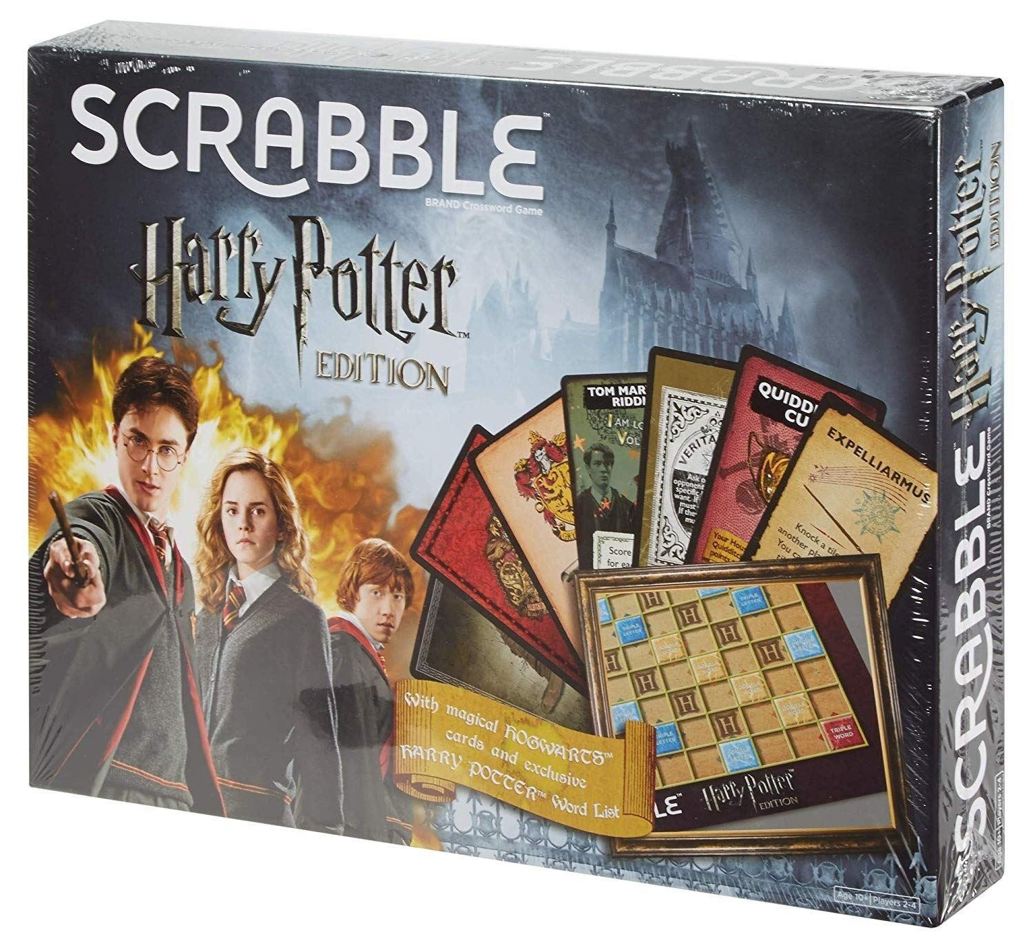 USA OPOLY SCRABBLE HARRY POTTER