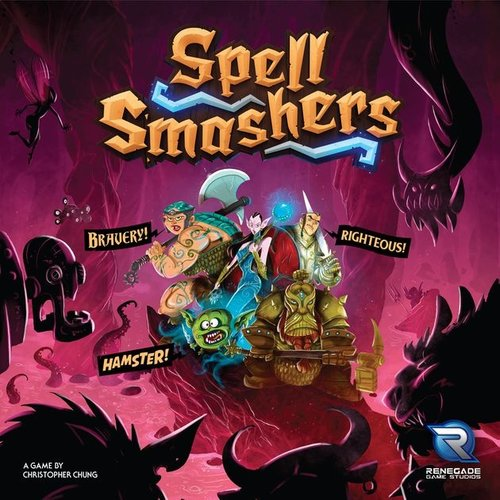 Renegade Games Studios SPELL SMASHERS