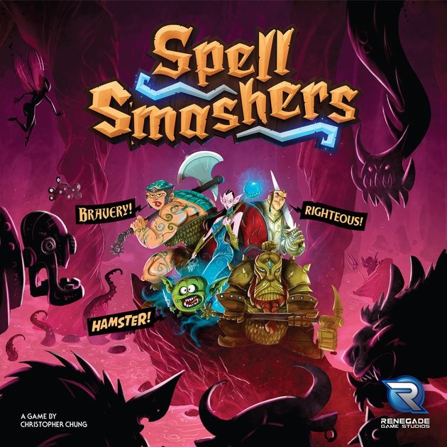 Renegade Games Studios SPELL SMASHERS