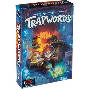 Czech Games Editions INC TRAPWORDS