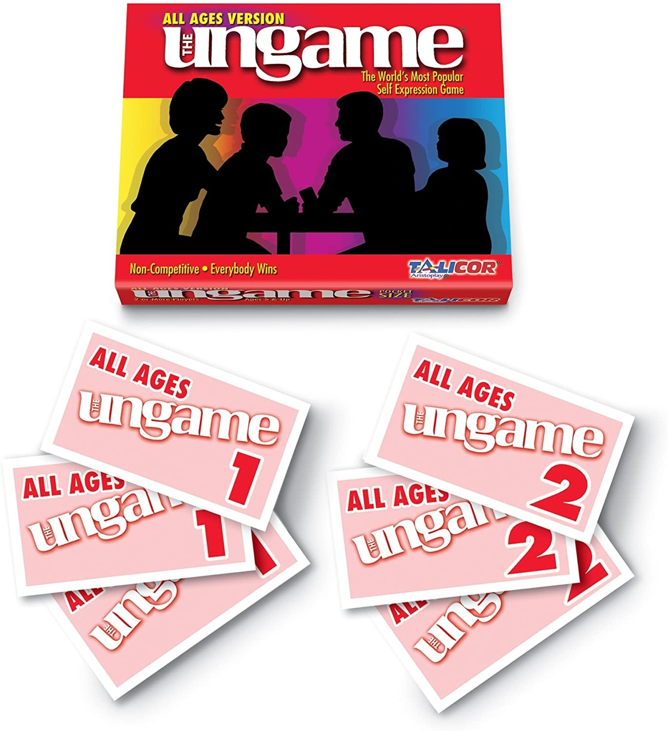 TALICOR UNGAME POCKET ALL AGES