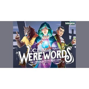 Bezier Games WEREWORDS