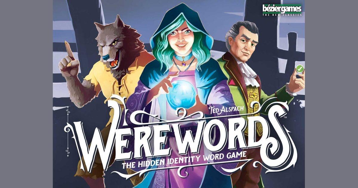 Bezier Games WEREWORDS
