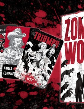 Magpie Games ZOMBIE WORLD