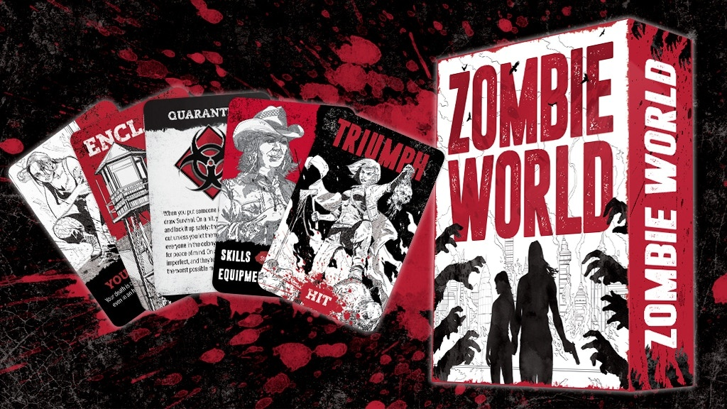 Magpie Games ZOMBIE WORLD: THE MALL EXP