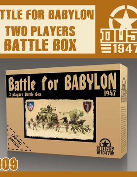 DUST USA DUST DROP-SHIP: Battle for Babylon 2-Player Battle Box