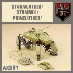 DUST USA DUST DROP-SHIP: Sturmluther/Stummel/Prinzluther