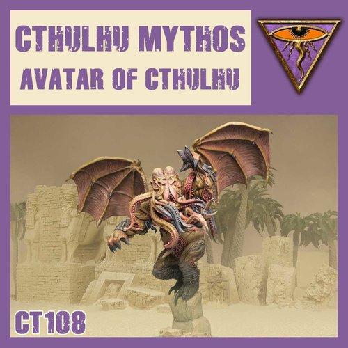 DUST USA DUST DROP-SHIP: Avatar of Cthulhu