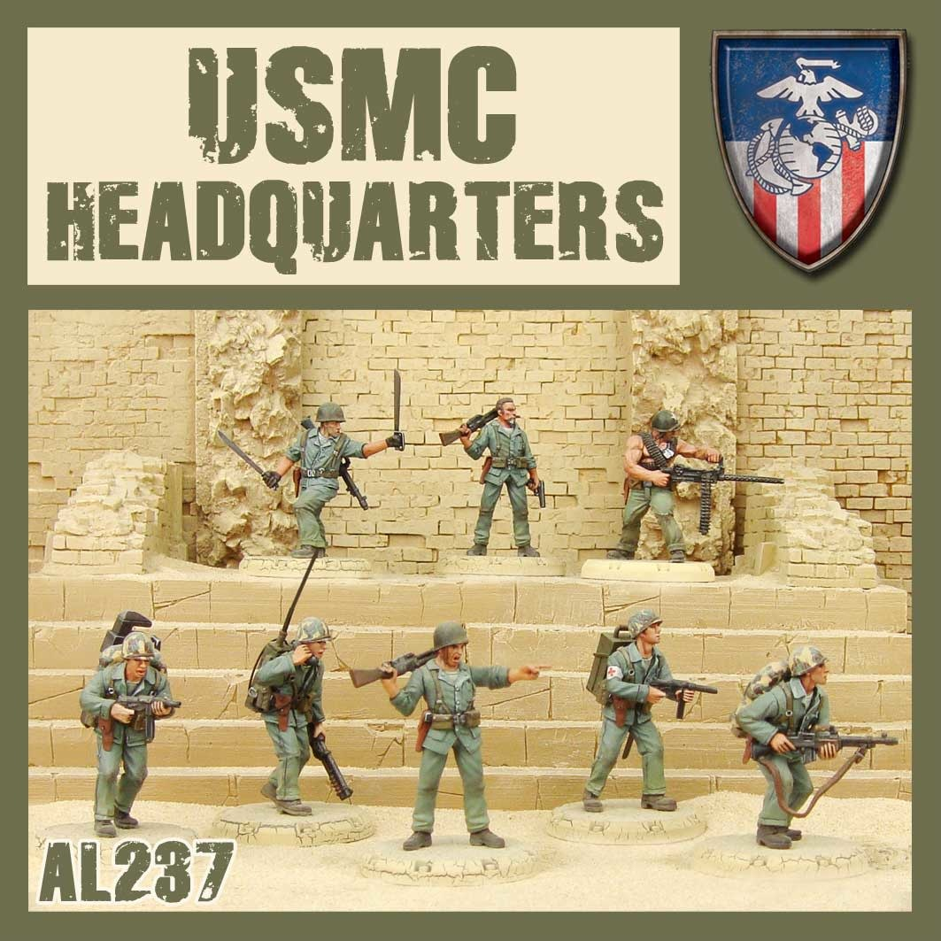 DUST USA DUST DROP-SHIP: USMC Headquarters