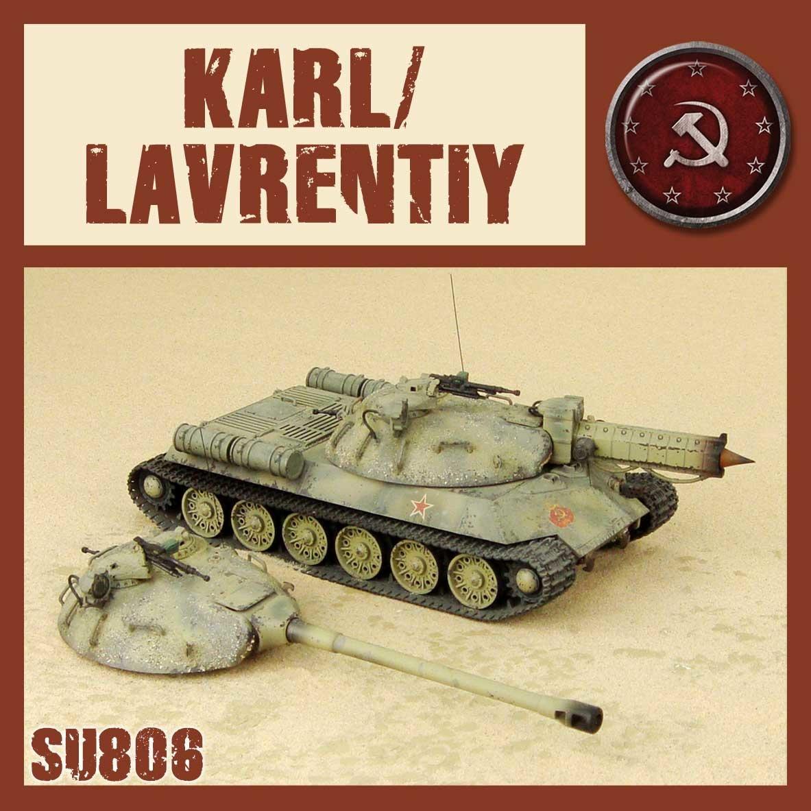 DUST USA DUST DROP-SHIP: Karl/Lavrentiy