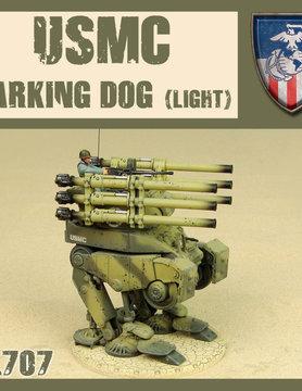 DUST USA DUST DROP-SHIP: Barking Dog (Light)/Mickey (Light)