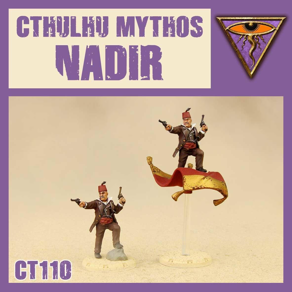 DUST USA DUST DROP-SHIP: Nadir