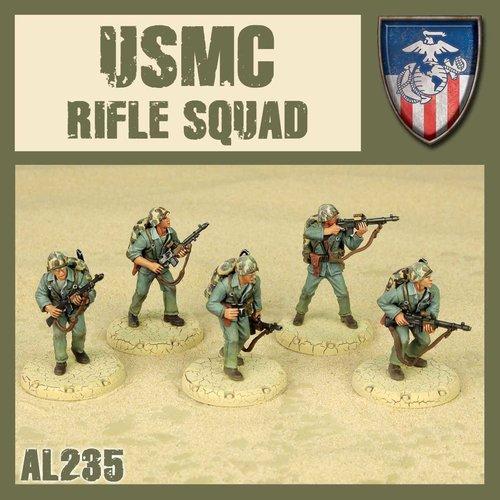 DUST USA DUST DROP-SHIP: USMC Rifle Squad (Mavericks)